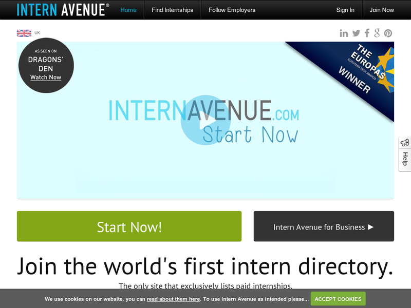 Images from Intern Avenue