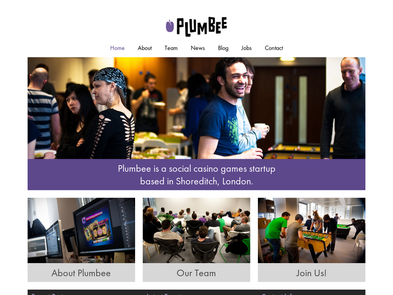 Images from Plumbee