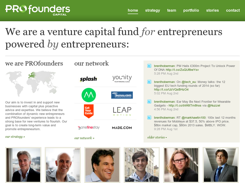 Images from PROfounders Capital