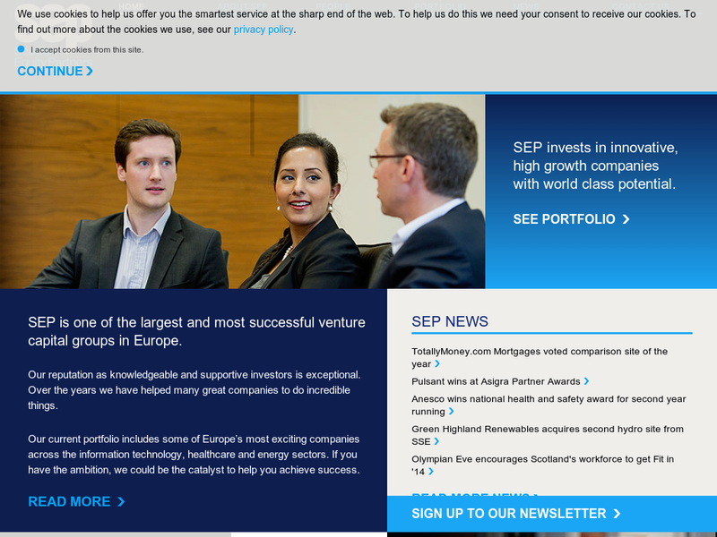Images from Scottish Equity Partners