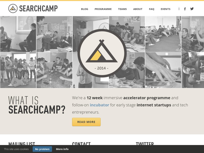 Images from Searchcamp