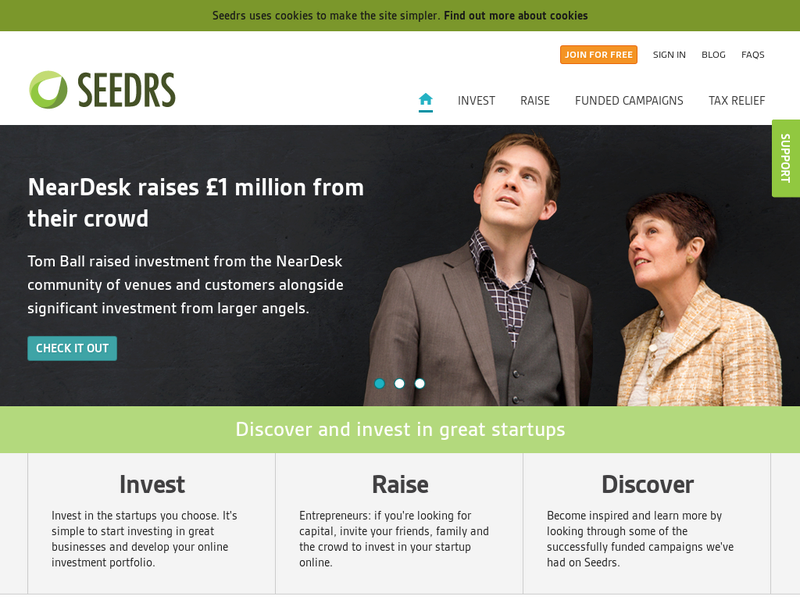 Images from Seedrs