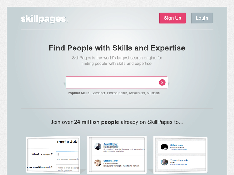Images from SkillPages