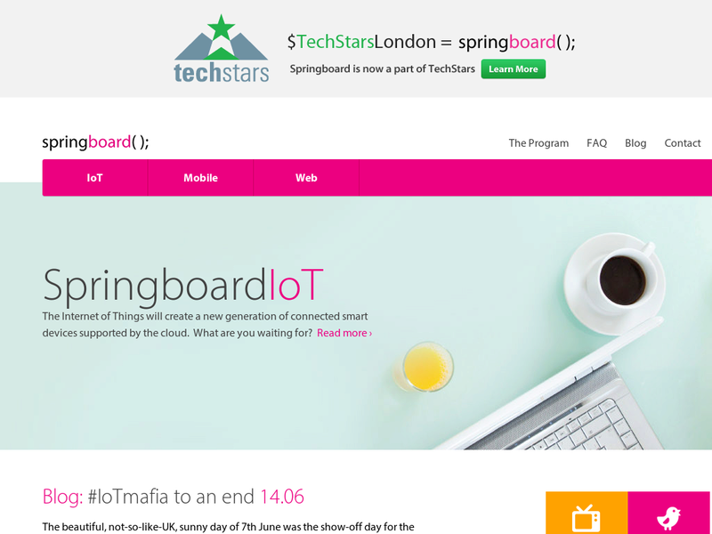Images from Springboard
