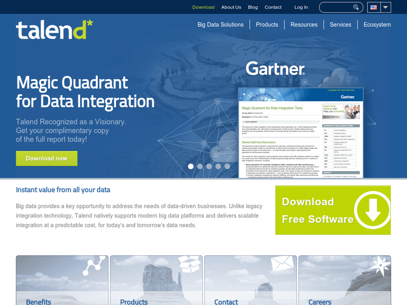 Images from talend