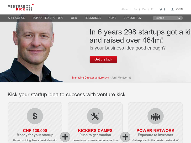 Images from VentureKick