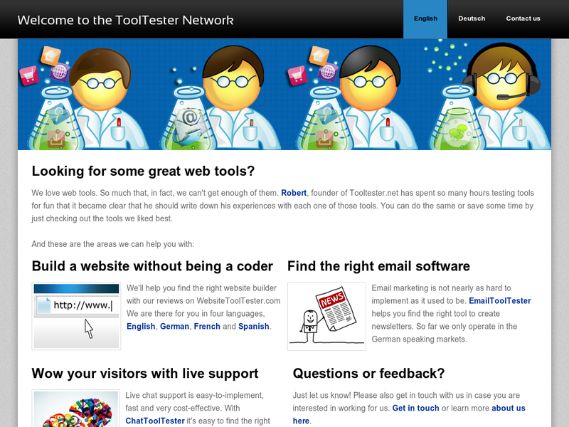 Images from ToolTester Network