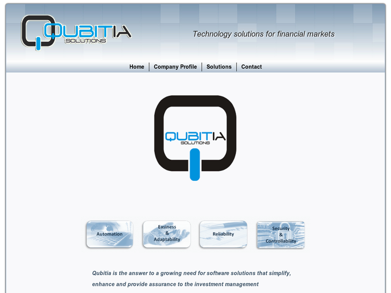 Images from Qubitia Solutions