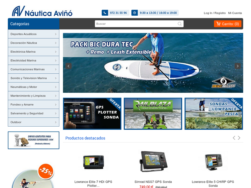 Images from Nautica Aviñó