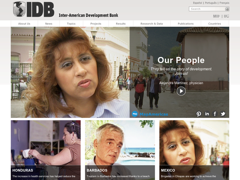 Images from IDB