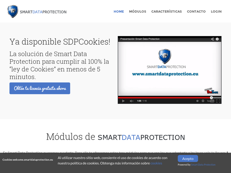 Images from Smart Data Protection