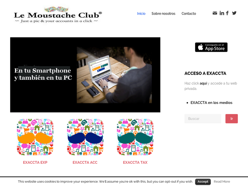 Images from Le Moustache Club