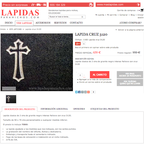 Images from Lapidas para nichos