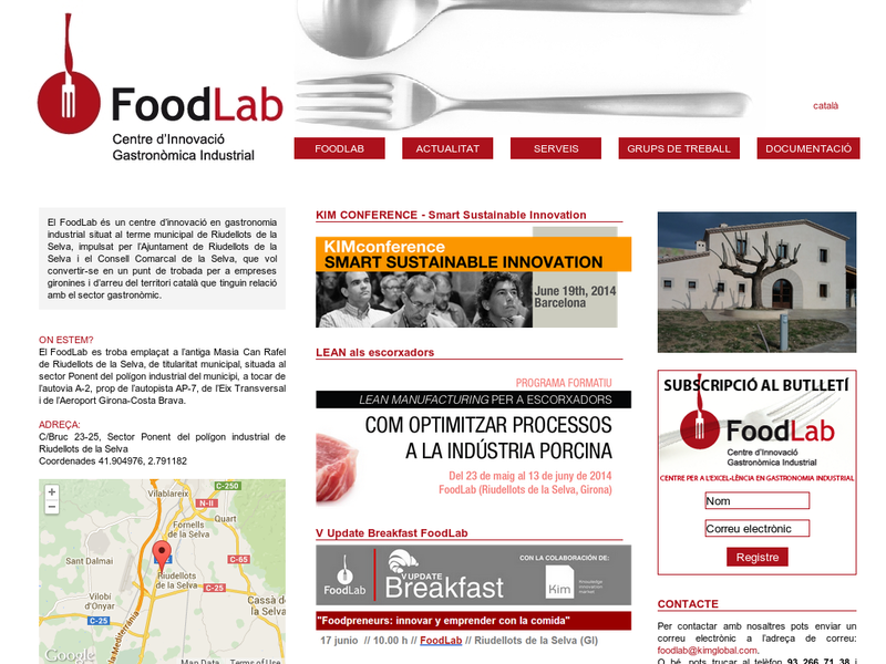 Images from FoodLab Hub