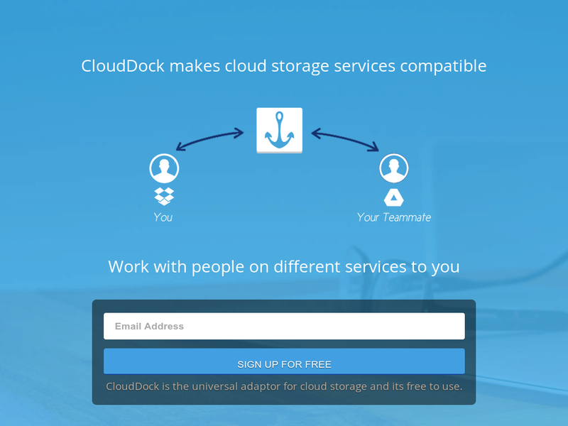 Images from CloudDock