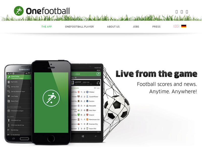 Images from Onefootball