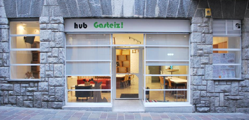 Images from hub Gasteiz!