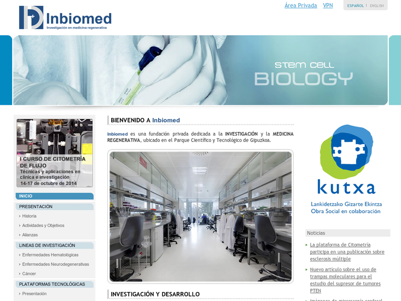 Images from Fundacion Inbiomed
