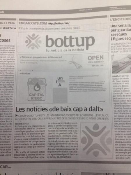Images from Bottup