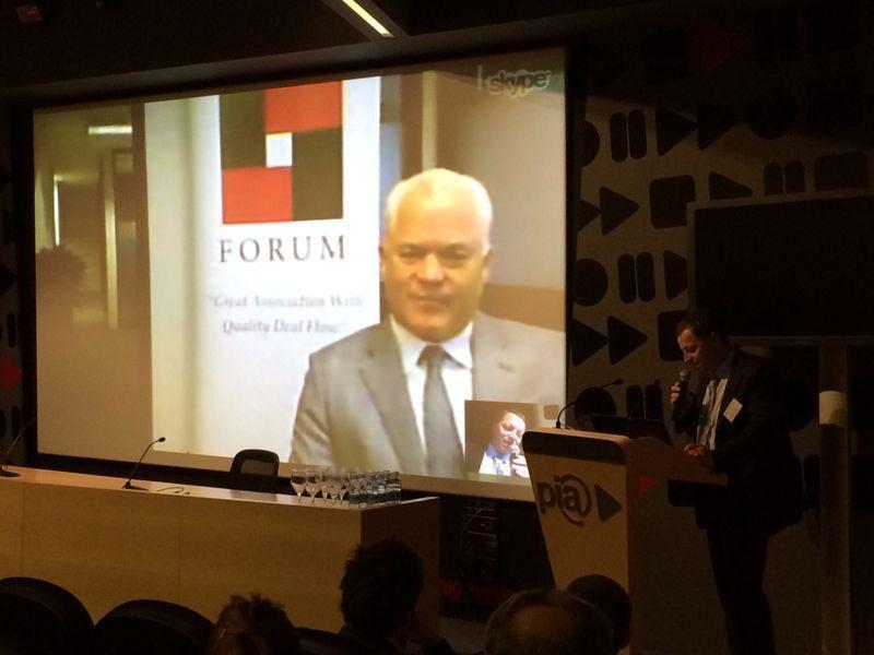 Images from Keiretsu Forum Euskadi