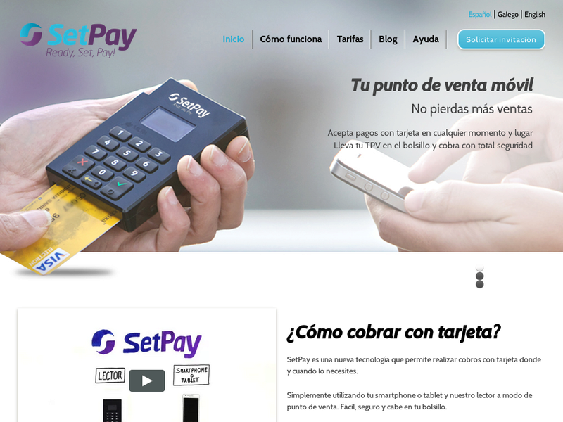 Images from SetPay