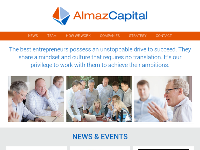 Images from Almaz Capital
