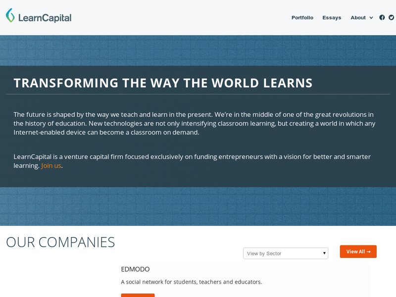 Images from Learn Capital