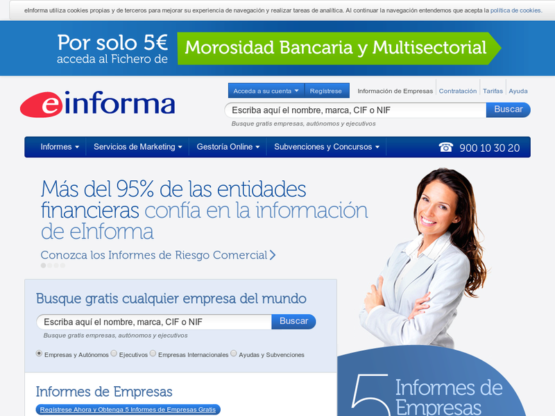 Images from eInforma