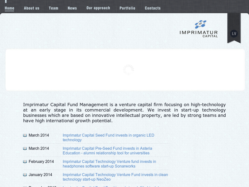 Images from Imprimatur Capital Fund Management