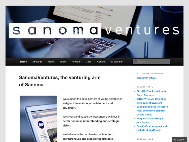 Images from SanomaVentures