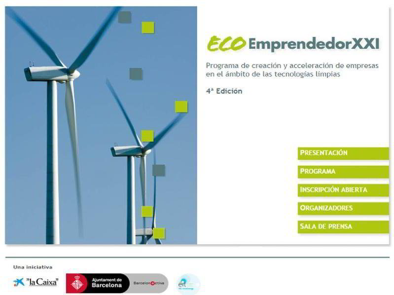 Images from EcoEmprendedorXXI