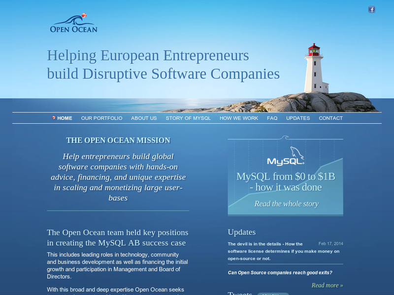 Images from Open Ocean Capital