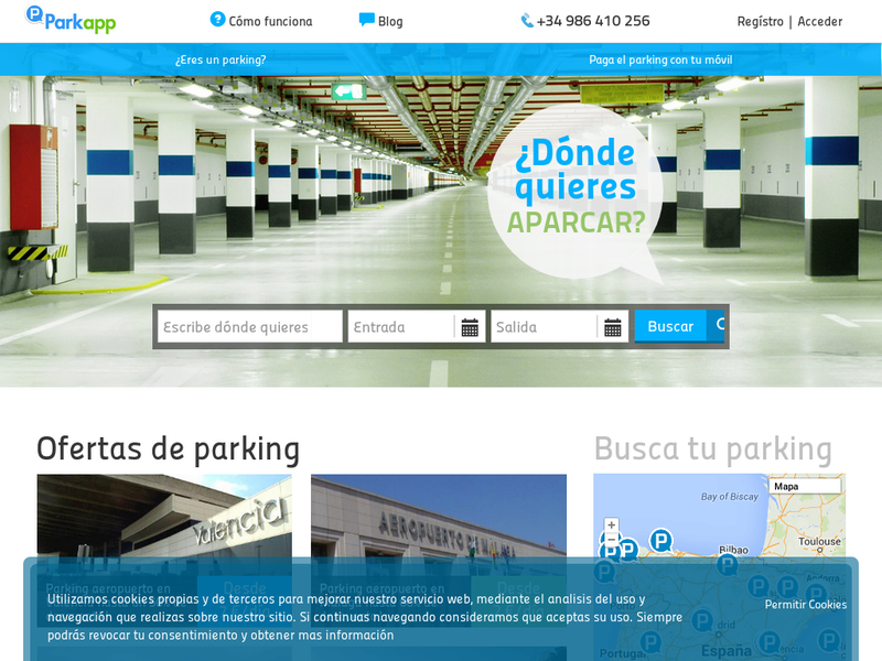 Images from Parkapp