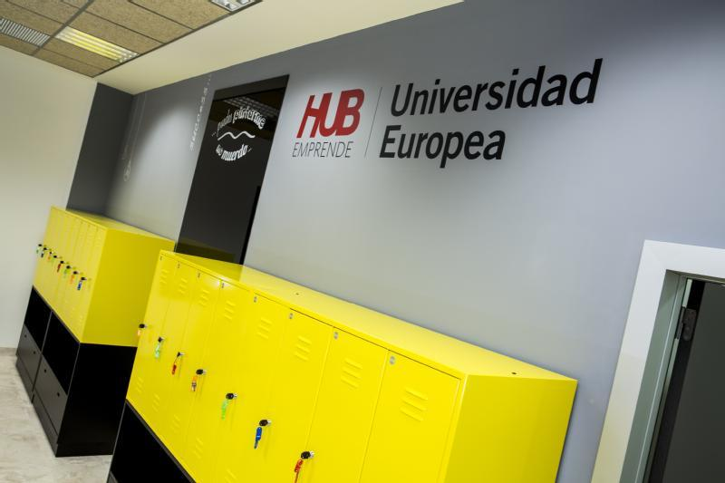 Images from HUB Emprende Universidad Europea