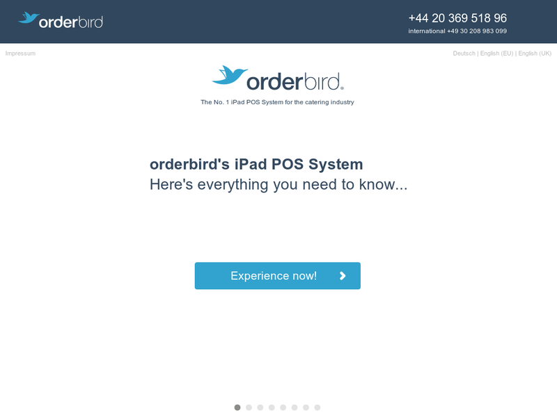 Images from orderbird