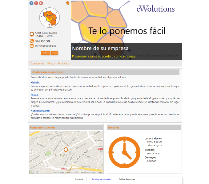 Images from eWolutions - easy Web solutions