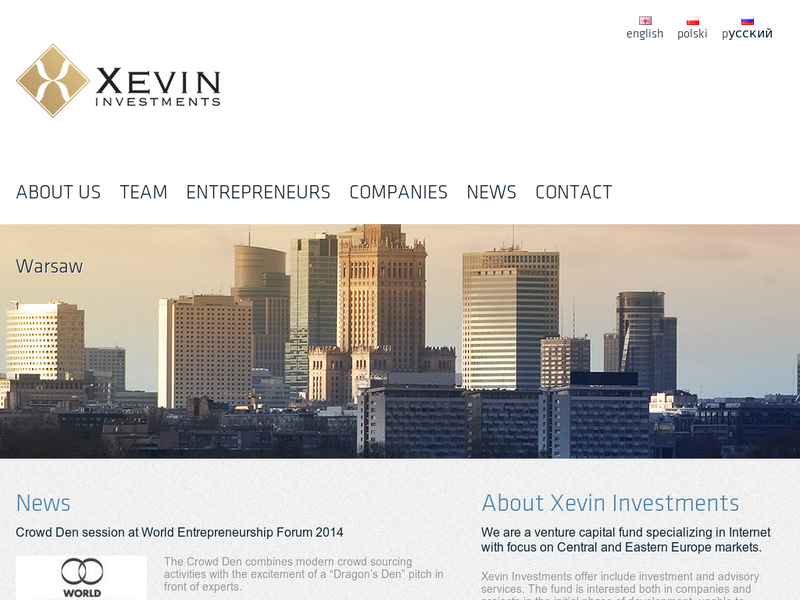 Images from Xevin Investments
