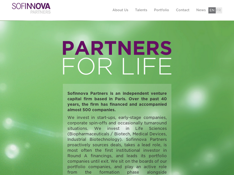 Images from Sofinnova Partners