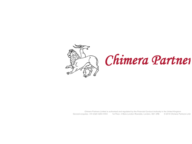 Images from Chimera Partners