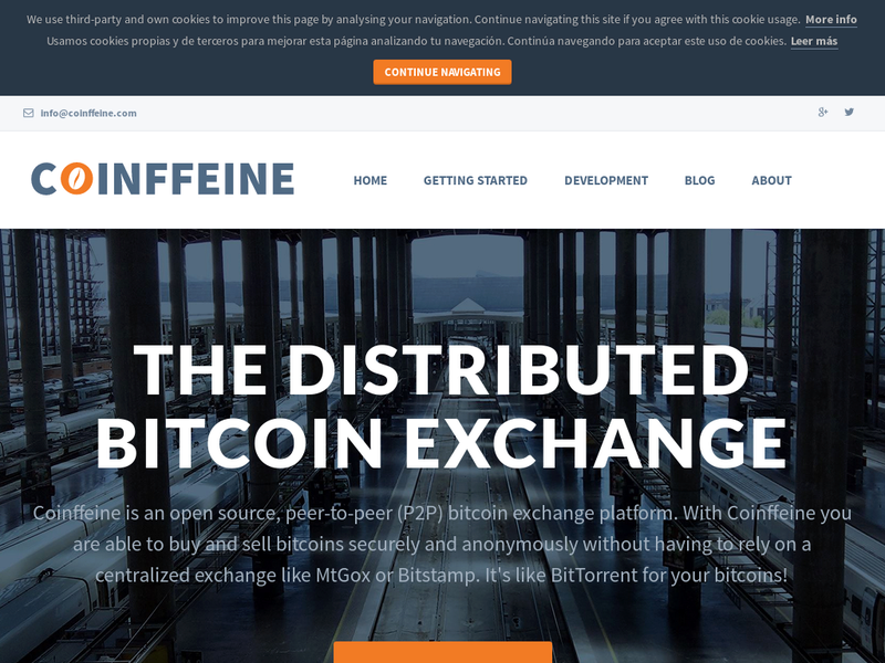 Images from Coinffeine