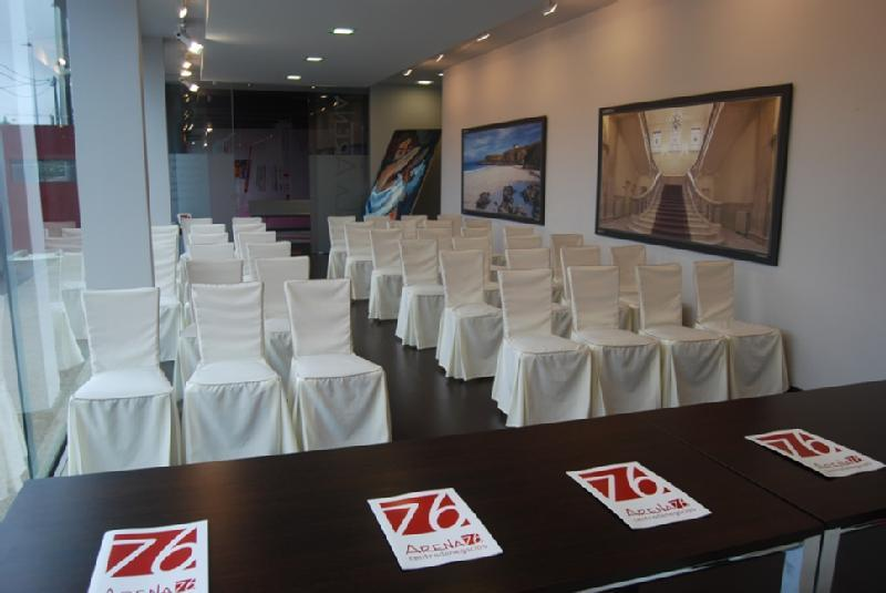 Images from Coworking Zone Arena 76