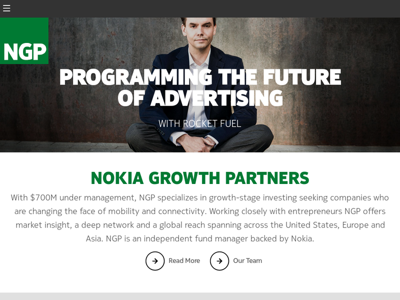 Images from Nokia Growth Partners