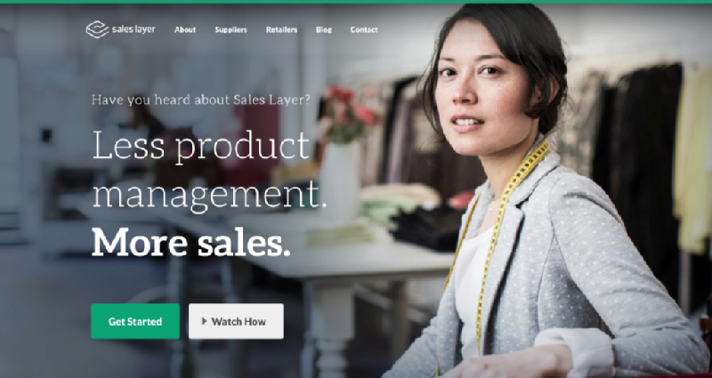 Images from Sales Layer