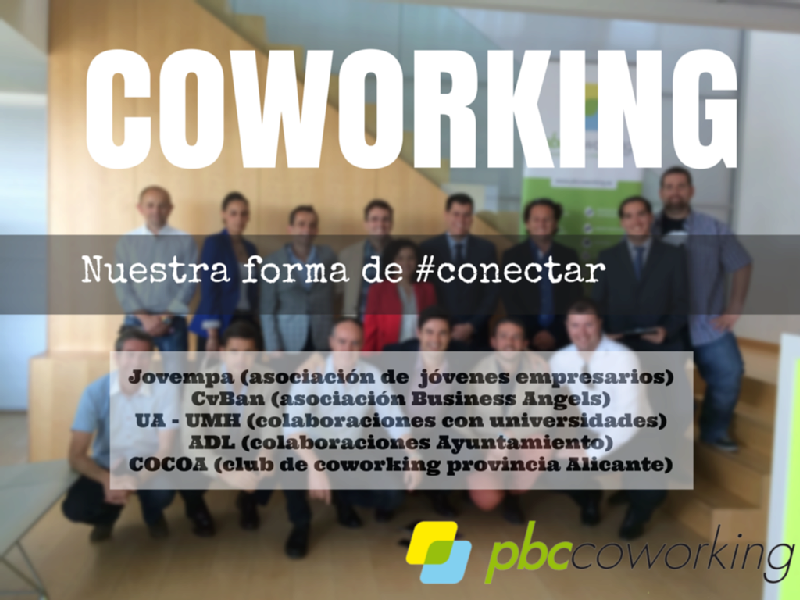 Images from PBC COWORKING