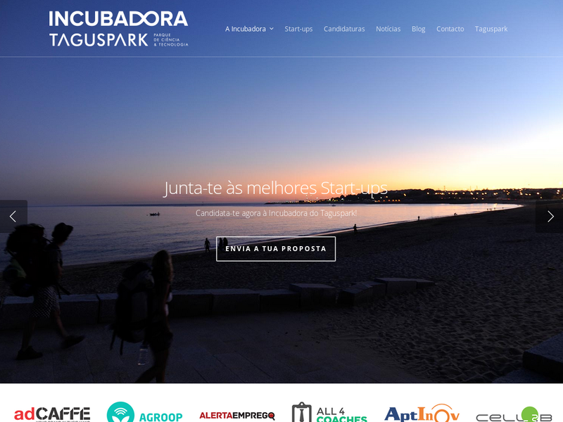 Images from Incubadora Taguspark