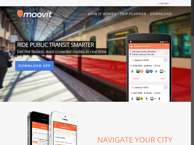 Images from Moovit