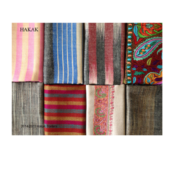 Images from HAKAK Cashmere