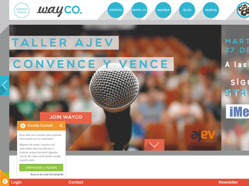 Images from Wayco Coworking Space