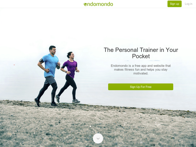 Images from Endomondo