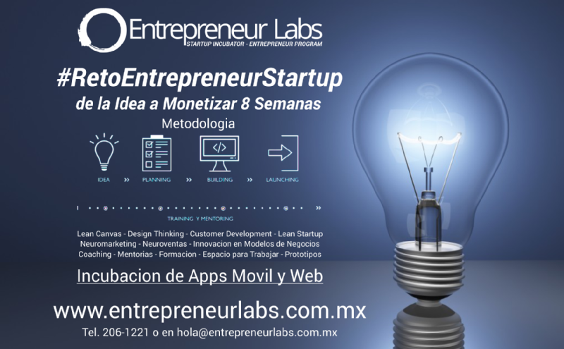 Images from Entrepreneur Labs Startup Incubator